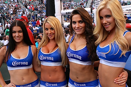 фото, Ring Card Girls